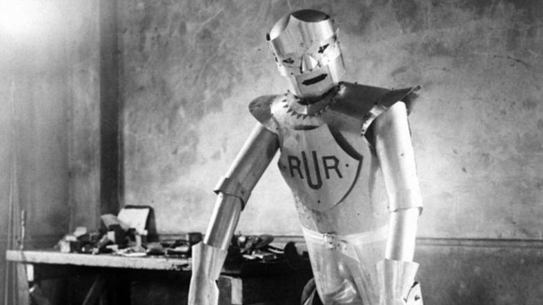 'Eric', o primeiro robô a ser construído no Reino Unido