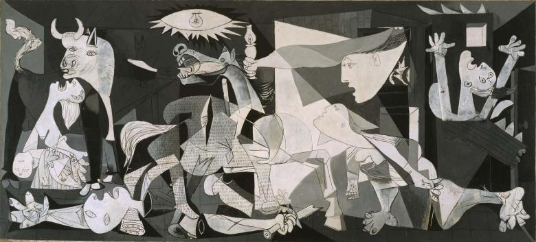 Picasso: 23 artworks in 23 collections