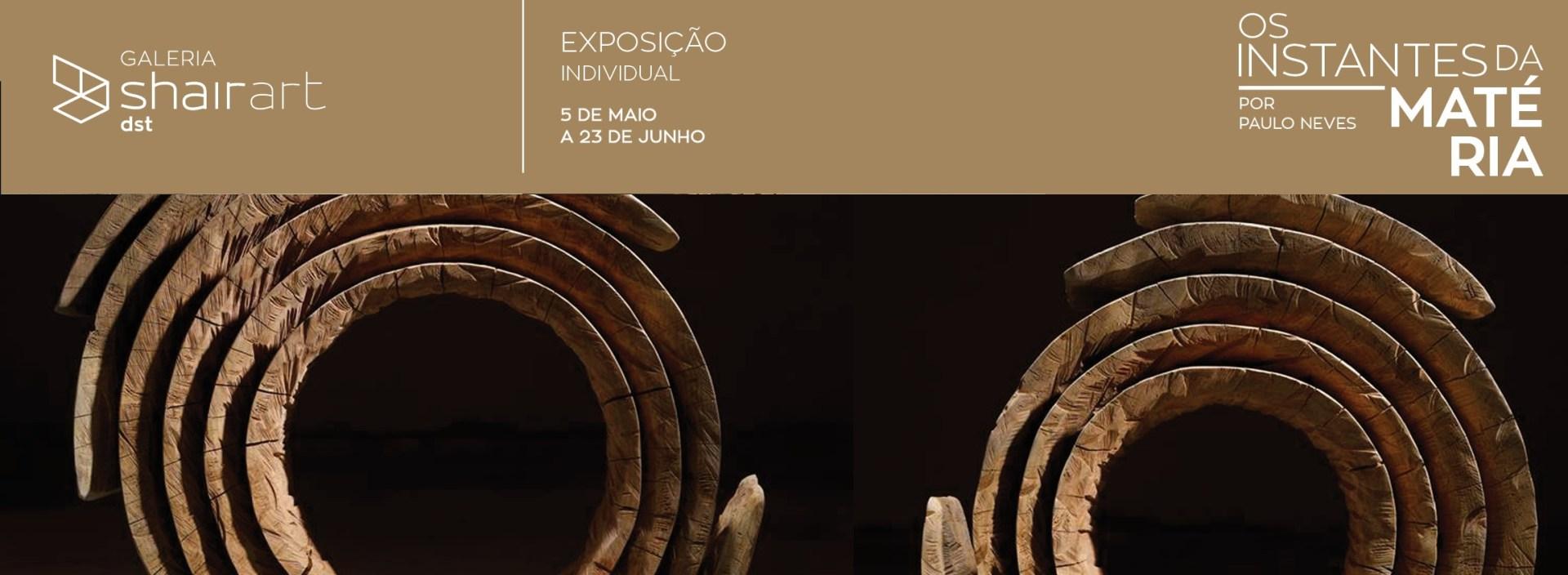 OS INSTANTES DA MATÉRIA por Paulo Neves