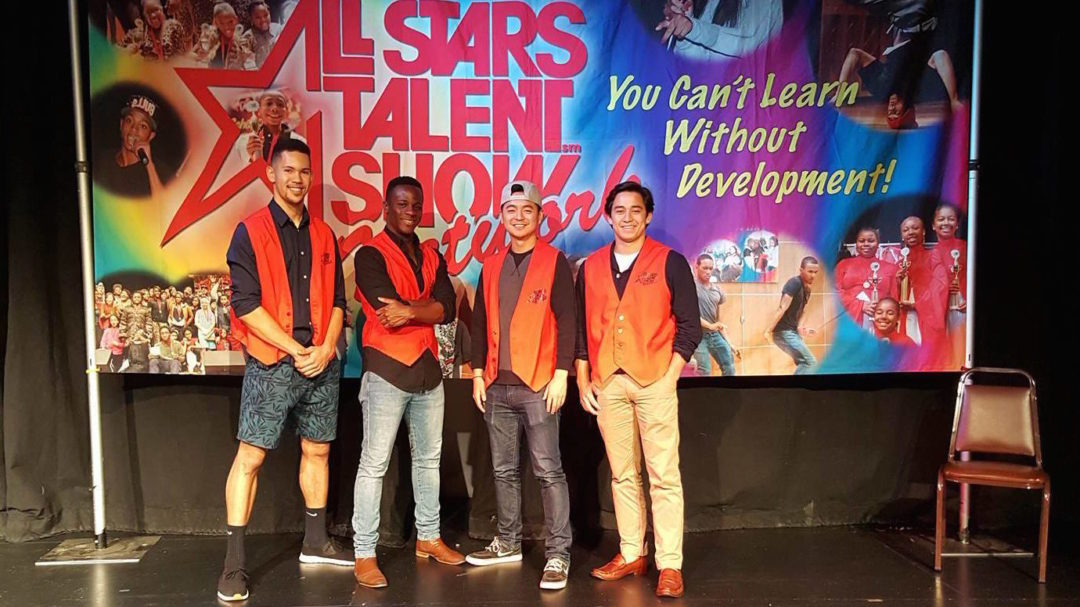Boomtrain Partners with Startups Give Back at the All Stars Talent Show