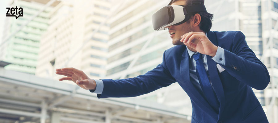 Virtual Reality Technology Today: What Lies Ahead?