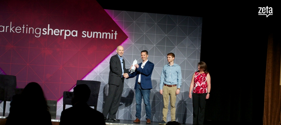 What Happens in Vegas… Marketers Share at Sherpa Summit