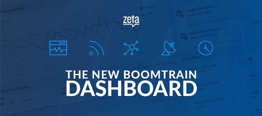 boomtrain dashboard
