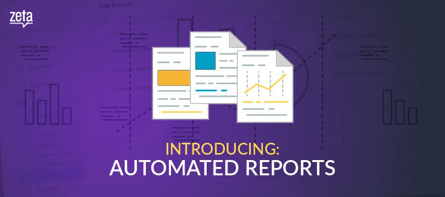 Product Update: Introducing Automated Reports