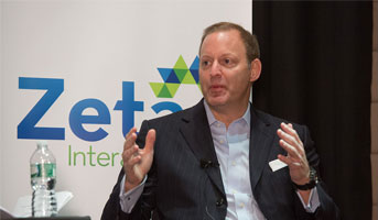 ARTIFICIAL INTELLIGENCE WILL PROBABLY CURE CANCER: ZETA GLOBAL CEO