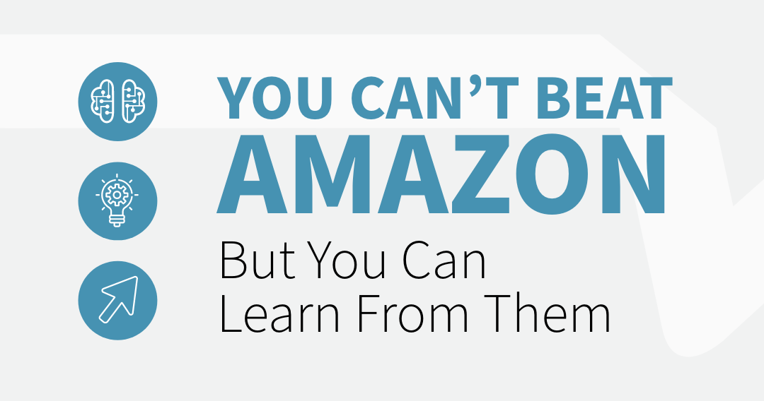 Learning from Amazon – November Webinar