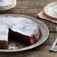 עוגת שוקולד וריקוטה עסיסית