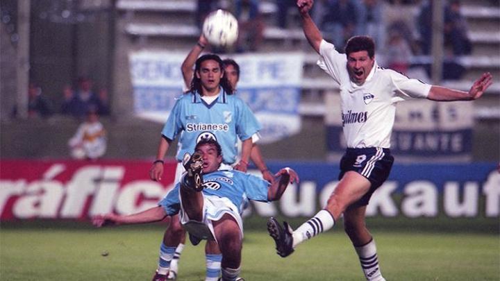 Hombre récord del ascenso argentino«El Pirata» Czornomaz, un goleador con veinte camisetas