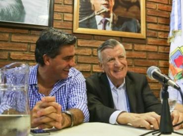 José Luis Gioja y Jorge Capitanich pujan por encabezar la nueva conducción del PJ