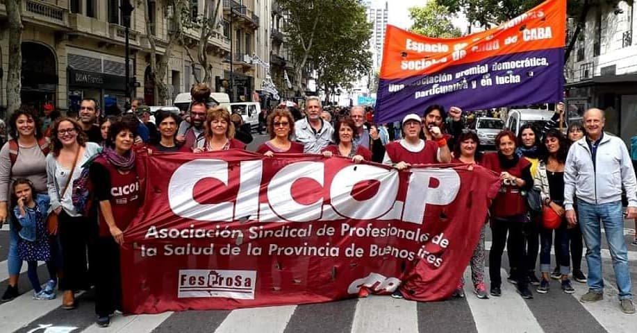 Comunicado de la CICOPLos médicos bonaerenses le piden a Kicillof una convocatoria urgente a paritarias
