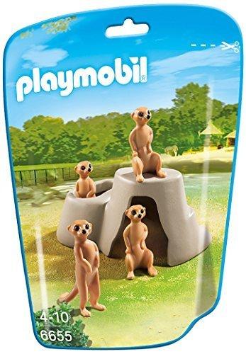 Suricatas Playmobil