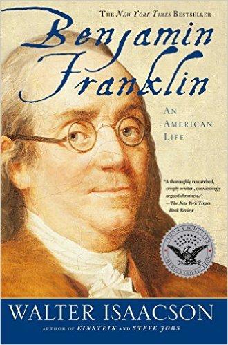 """Benjamin Franklin"" de Walter Isaacson"