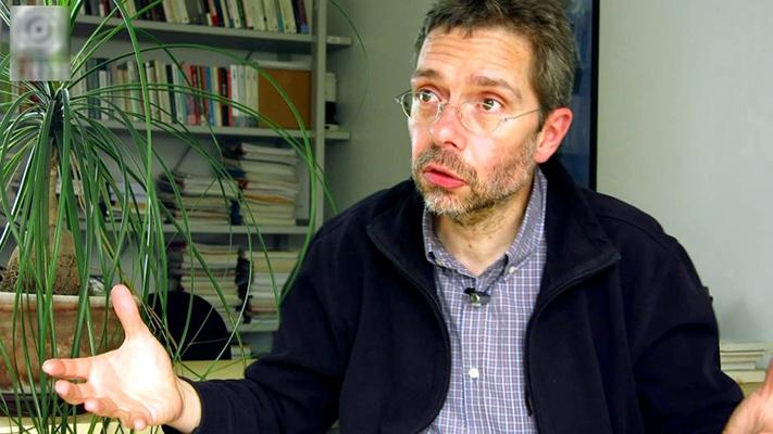 Andreas Schedler, investigador del CIDE