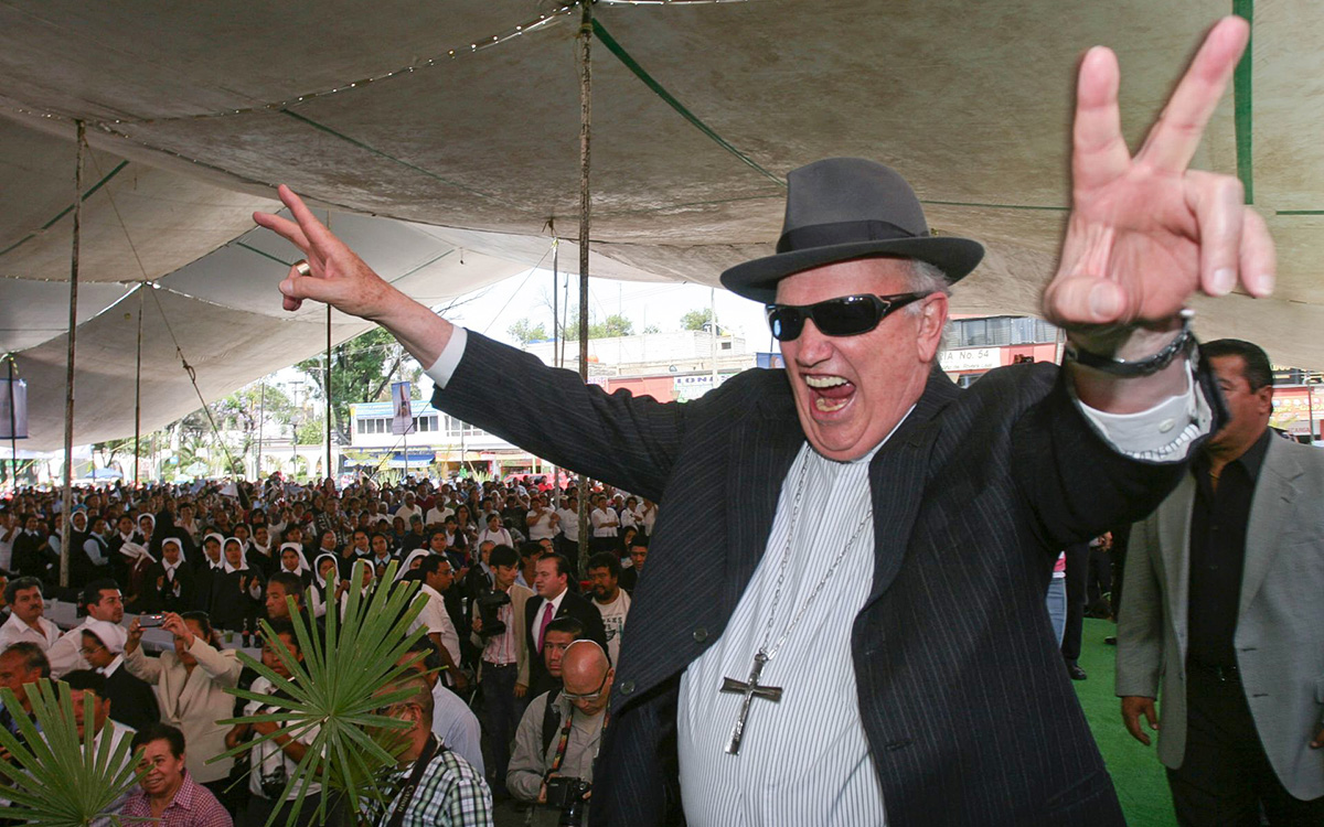 Postularán a Onésimo Cepeda Silva como candidato a diputado en Ecatepec