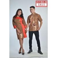 Batik Couple Lelina Klasik