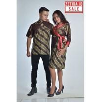 Batik Couple Parang Bambu