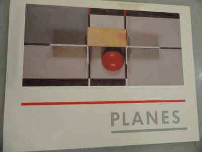 Vintage PLANES THE PLANER DEMENSION Europe, 1912 - 1932 By Margit Rowell