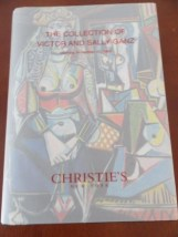 Christie's Auction Catalog: COLLECTION OF VICTOR AND SALLY GANZ, hardcover, dj
