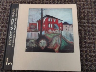 History as Nightmare (The Meanings of Modern Art series, Vol. 3) (Hardcover) NEW