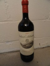 "BADIA A COLTIBUONO CHIANTI '97 Dummy Display Wine Empty Glass Bottle 18"" Corked"