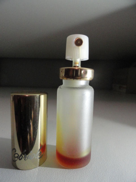Vintage Perfume CABRIOLE Atomizer Elizabeth Arden Less Than 1/4 Full 3""