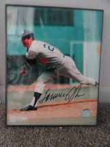 "MLB ""Tommy John"" 2005 Comerica Pk  Signed 8 x 10 Photo All Star Fantasy Camp"