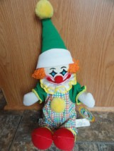 Stuart Clown Alley Originals Clown 1981 Ringmaster Rascal Barnum Bailey Circus