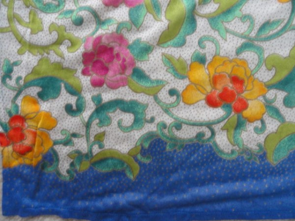 Vintage 1970's Saks Fifth Avenue Coverup Swim Wear Scarf Gottex No Tags