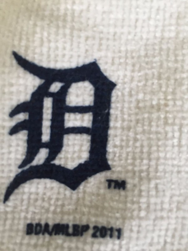 Detroit Tigers 2 MLBP 2011 Rally Towels Health Plus Plans & Macy's  Mint