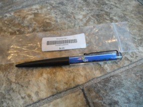 EBAY LIVE 2008 Chicago New Moving Pen Blue Ink