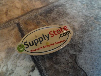 EBAY LIVE 2008 Chicago New SupplyStore. Dicount Shipping Supplies Pin