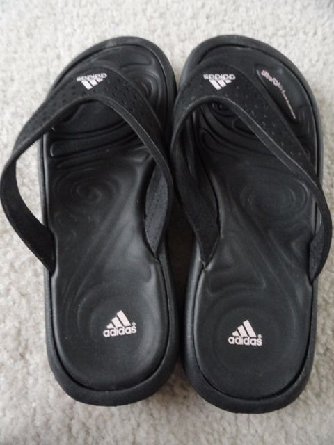 Quick Ultra Black Pink Size Flip Dry Adidas Sport Foam Flop Footed PUwWTqE