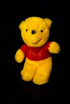 "Vintage SEARS WINNIE THE POOH WALT DISNEY PRODUCTIONS GUND KOREA 11"" NWOT"