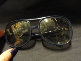 Vintage 1970's Polaroid Sun Glasses 8722 Made In France Mint Condition