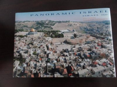 Panoramic Israel 360 Hardcover Book Avivd Kleinberg Excellent Condition