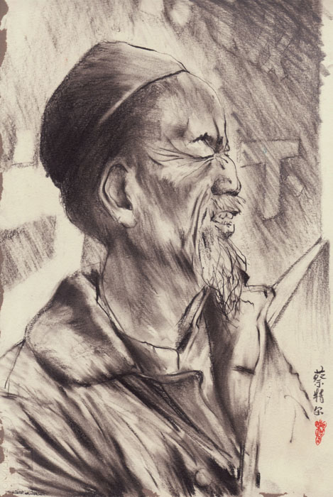 drawing drawing by friedrich zettl