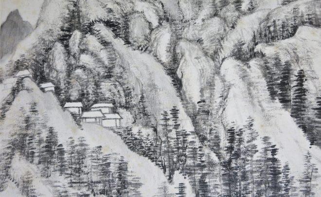 traditional landscape by friedrich zettl