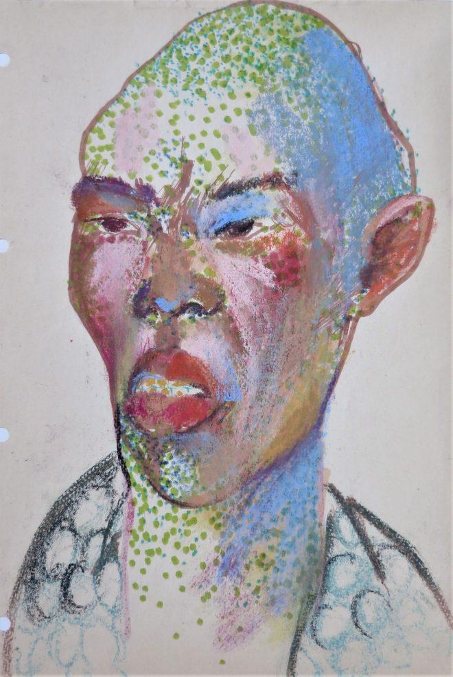 portrait of a novice