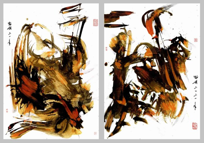abstract composition as pair
