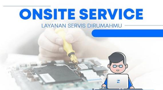 Service Komputer #dirumahaja