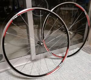 【岡山】自転車工房ZEUS(ゼウス)|試乗用ホイール