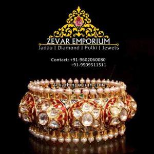 Jadau Bangles/Bracelets