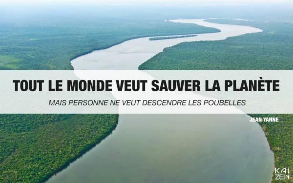 Jean Yanne - Sauver la planäte