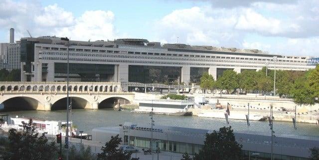 Ministere des Finances Bercy