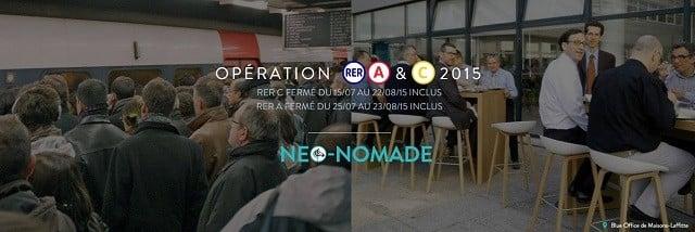 Opération RER A first