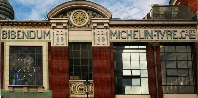 Immeuble Michelin à Londres