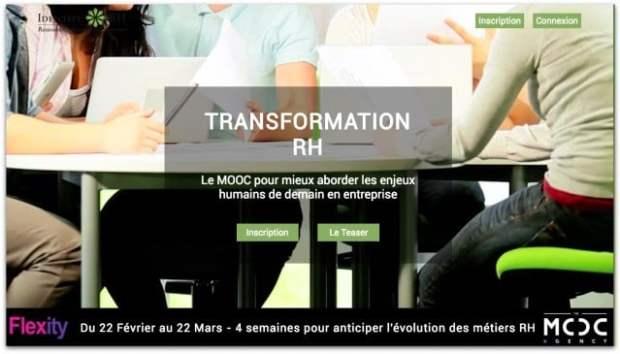 MOOC Tranformation RH