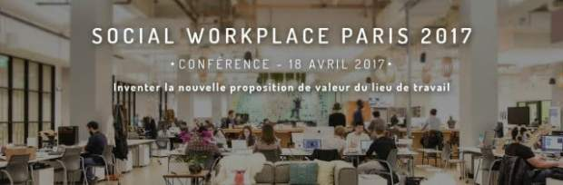 Social workplace Paris 2017