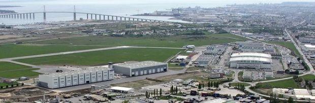 Usine Airbus Saint-Nazaire
