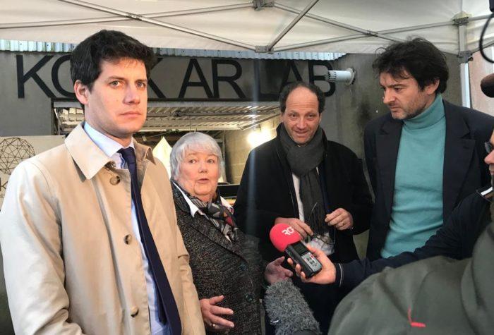 Denormandie, Levy Waitz, Gourault